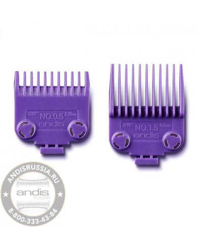 Набор магнитных насадок для MLC Anids Master Magnetic Comb Set 2,25 и 4,5 мм 01420