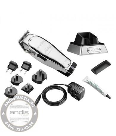 Аккумуляторно-сетевая машинка для стрижки Andis MLC Master Cordless Li 12480