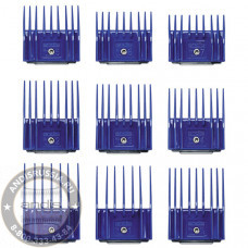 Набор насадок Andis 9-Piece Small Comb Set 9 шт 12860