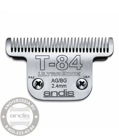 Ножевой блок для колтунов Andis UltraEdge T-84 2,4 мм 21641