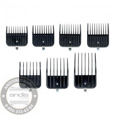 Набор насадок Andis Snap-On Blade 7-Comb Set 21684