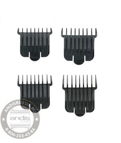 Набор насадок Andis для RT-1, D-4D (T-нож), G-I 4 шт 23575