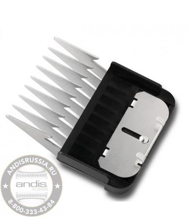 Набор металлических насадок Andis на машинки AGC и AGC 2 Super 8 шт 24625