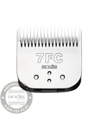 Ножевой блок Andis RACD Detachable Blade 7 FC 3,2 мм 60095