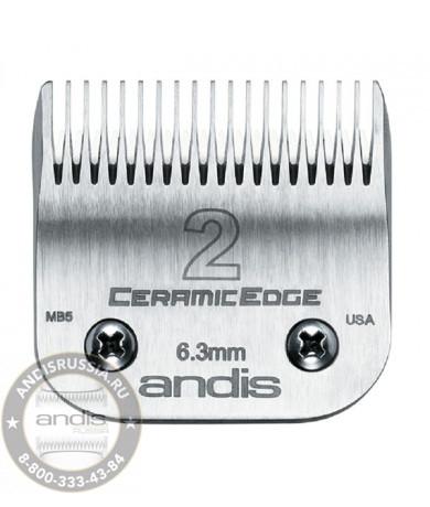 Ножевой блок Andis CeramicEdge 6.3 мм 63030