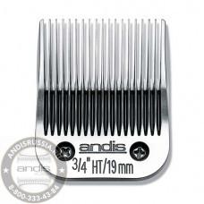 Ножевой блок Andis UltraEdge 3/4 HT 19 мм 63980