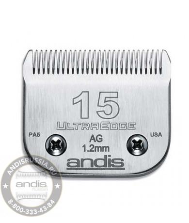 Ножевой блок Andis UltraEdge 15 1,2 мм 64072