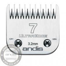 Ножевой блок Andis UltraEdge 7 Skip Tooth 64080