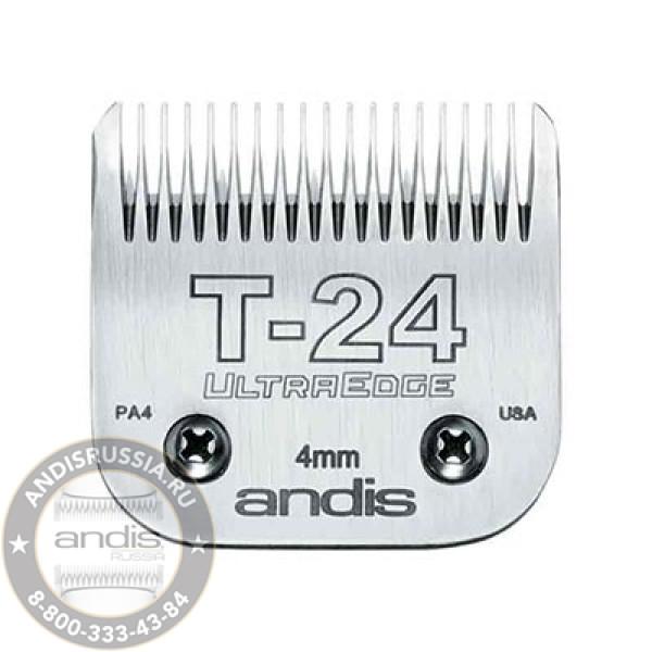 Ножевой блок Andis для машинок для стрижки животных 4 мм 64150