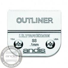 Ножевой блок окантовочный Andis UltraEdge Outliner 1/150 0,1 мм 64160