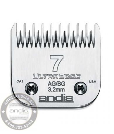 Ножевой блок керамический филировочный Andis CeramicEdge 7 3,2 мм 64245