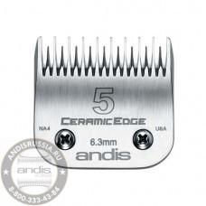 Ножевой блок керамический филировочный Andis CeramicEdge 5 6,3 мм 64300