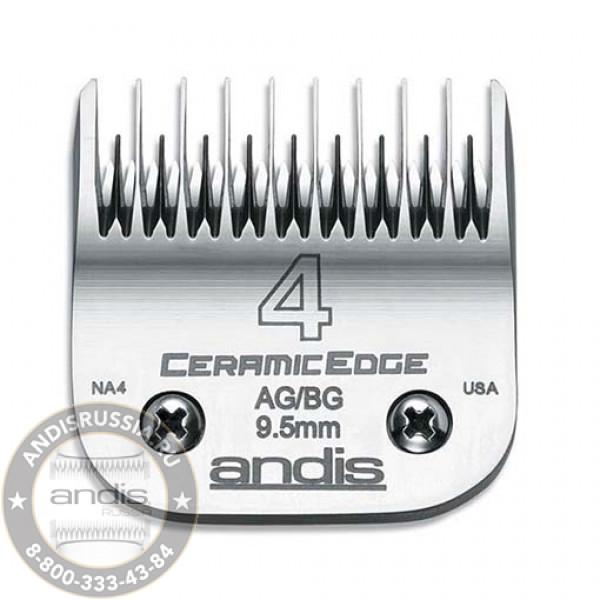 Ножевой блок керамический филировочный Andis CeramicEdge 4 9,5 мм 64305