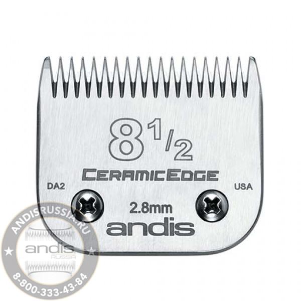 Ножевой блок керамический Andis CeramicEdge 8 1/1 2,8 мм 64310