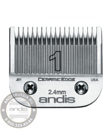 Ножевой блок Andis CeramicEdge 2.4 мм 64465