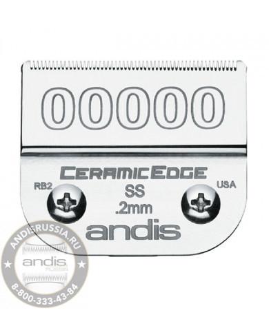Ножевой блок Andis CeramicEdge 0.2 мм 64730