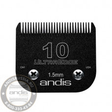 Ножевой блок с графитовым покрытием Andis UltraEdge 10 1,5 мм 65210