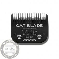 Ножевой блок Andis UltraEdge Cat для кошек 7 FC 3,2 мм 65390