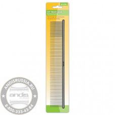 Гребень металлический для животных Andis Steel Comb 25 см 65725