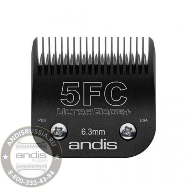 Ножевой блок с графитовым покрытием Andis UltraEdge 5 FC 6,3 мм 65810