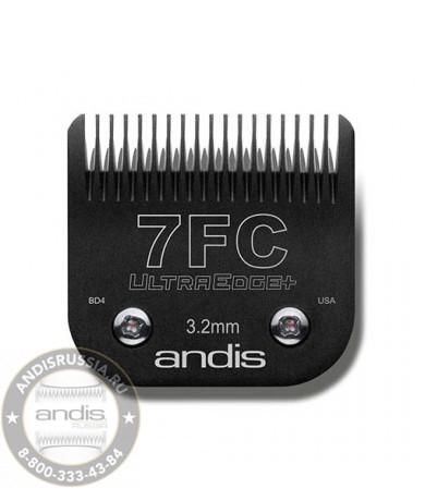Ножевой блок с графитовым покрытием Andis UltraEdge 7 FC 3,2 мм 65815