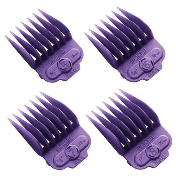 Набор магнитных насадок Andis Magnetic 4-Comb Set 66320