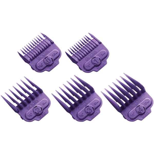 Набор магнитных насадок Andis Magnetic 5-Comb Set 66345