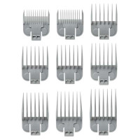 Набор насадок Andis Snap-On Blade 9-Comb Set 66350