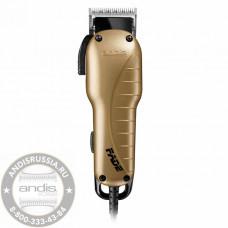 Сетевая машинка для стрижки волос Andis Fade Adjustable US-1 Gold 66375