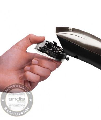Аккумуляторно-сетевая машинка для стрижки волос Andis Supra Li 5 LCL-2 73505