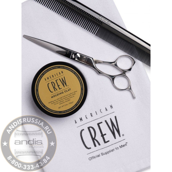 Глина для укладки волос формующая American Crew Classic Molding Clay 85 г 7209394000