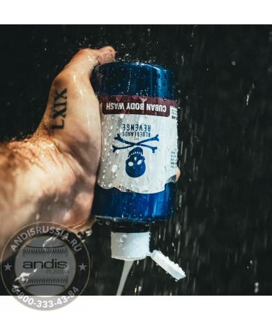 Гель для душа Кубинский купаж The Bluebeards Revenge Body Wash 300 мл BBRBWCUB300