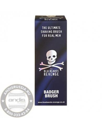 Помазок для бритья из ворса барсука The Bluebeards Revenge Corsair Super Badger BBRCORS