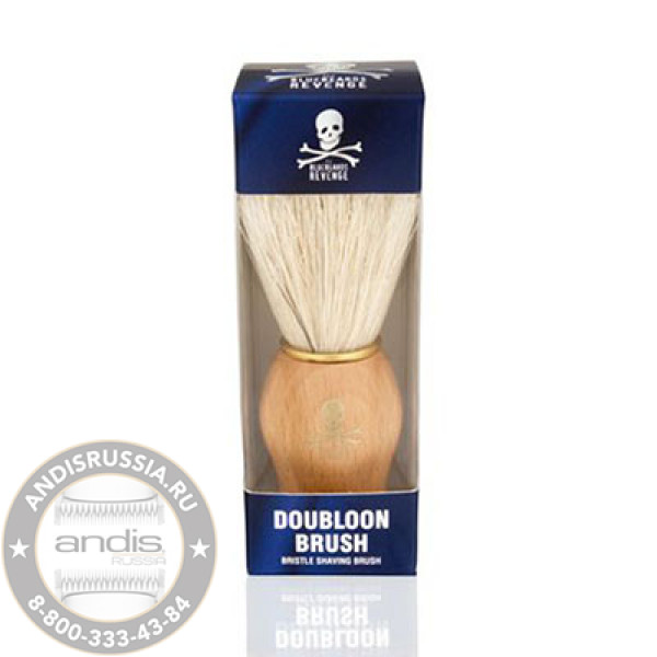 Помазок для бритья The Bluebeards Revenge Doubloon Brush BBRDOUB
