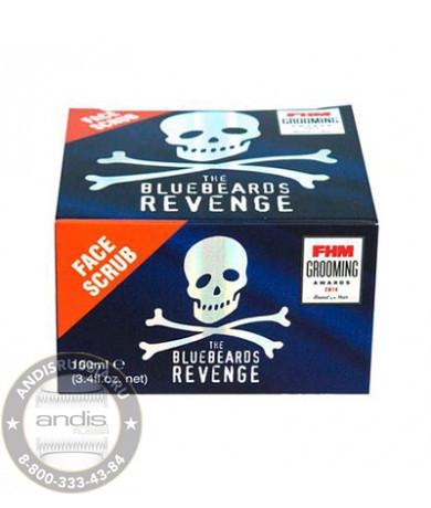 Скраб для лица The Bluebeards Revenge 100 мл BBRFSCRUB100