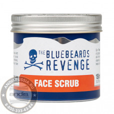 Скраб для лица The Bluebeards Revenge Face Scrub 150 мл BBRFSCRUB150
