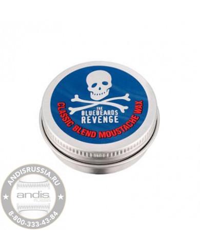 Воск для усов с пчелиным воском The Bluebeards Revenge 20 мл BBRMOWAX