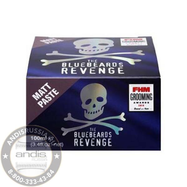 Матовая паста для укладки волос The Bluebeards Revenge 100 мл BBRPASTE100