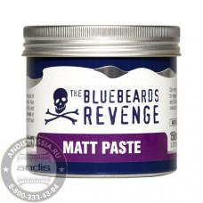 Матовая паста для укладки волос The Bluebeards Revenge Matt Paste 150 мл BBRPASTE150
