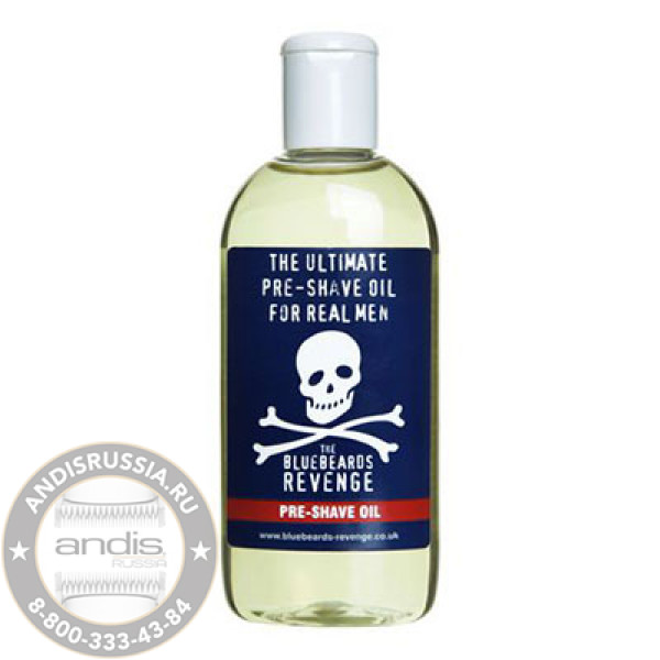 Масло для бритья The Bluebeards Revenge 125 мл BBRPSO125