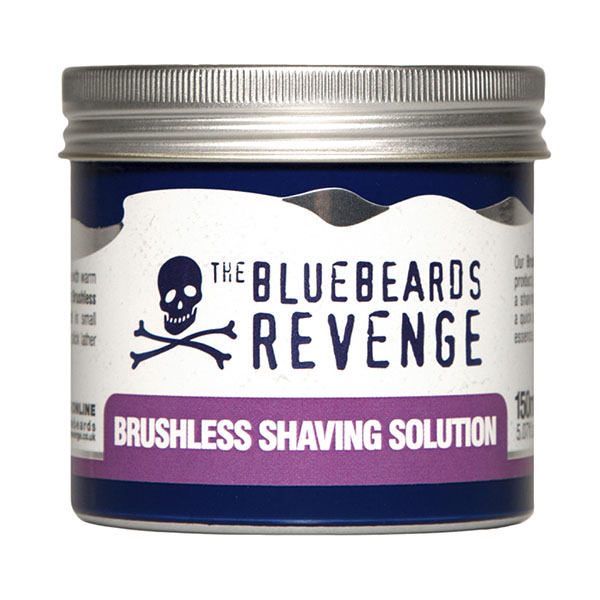 Гель для бритья The Bluebeards Revenge 150 мл Shaving Solution BBRSHVSOL150