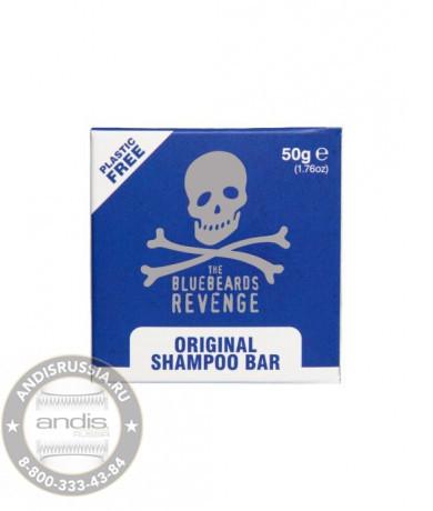 Твердый шампунь Во все тяжкие The Bluebeards Revenge Shampoo 50 г BBRSSOR50