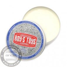 Паста для укладки волос средней фиксации с низким уровнем блеска Boy's Toys Original 100 мл BT637