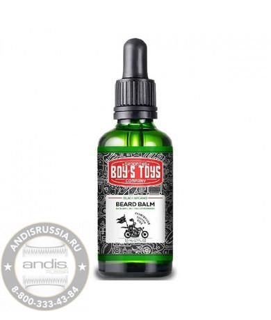 Бальзам для бороды с экстрактом конопли и ароматом Black Afgano Boy's Toys 50 мл BT781