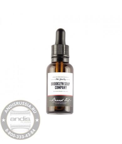 Масло для бороды Brooklyn Soap Company Beard oil 50 мл A025