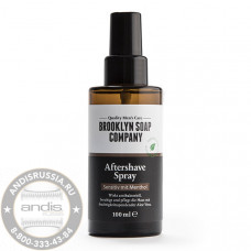 Лосьон после бритья Brooklyn Soap Company Aftershave Spray 100 мл B031