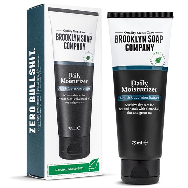 Крем для лица Brooklyn Soap Company Daily Face Cream 75 мл B107