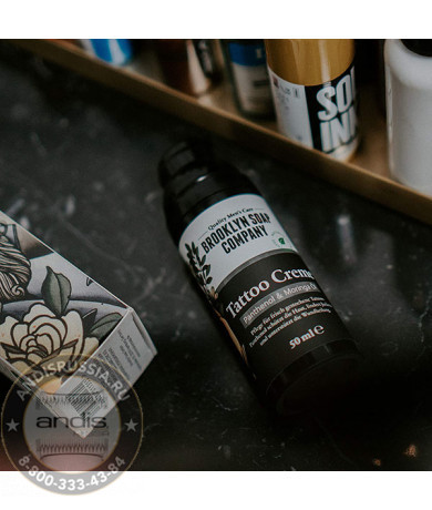 Крем для тату Brooklyn Soap Company Tatoo Creme 50 мл B135