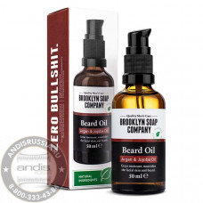 Масло для бороды Brooklyn Soap Company Beard oil 50 мл BE103