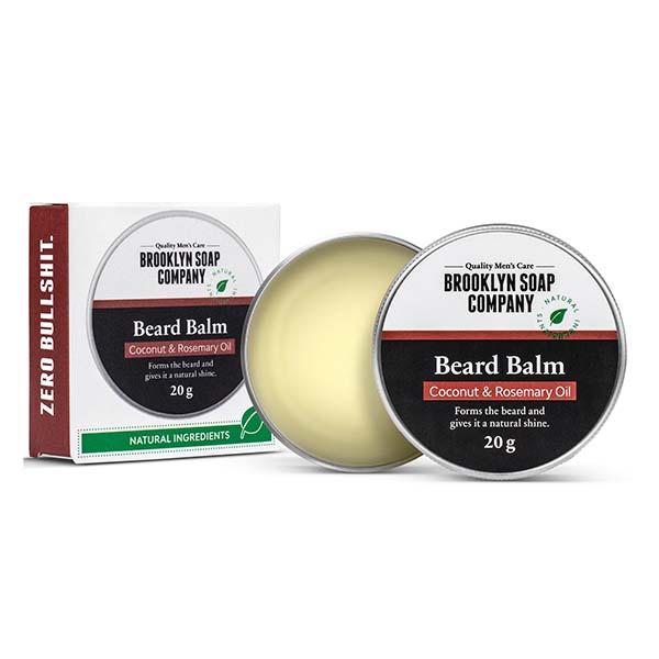 Бальзам для бороды Brooklyn Soap Company Beard Balm 20 г A026/BE104